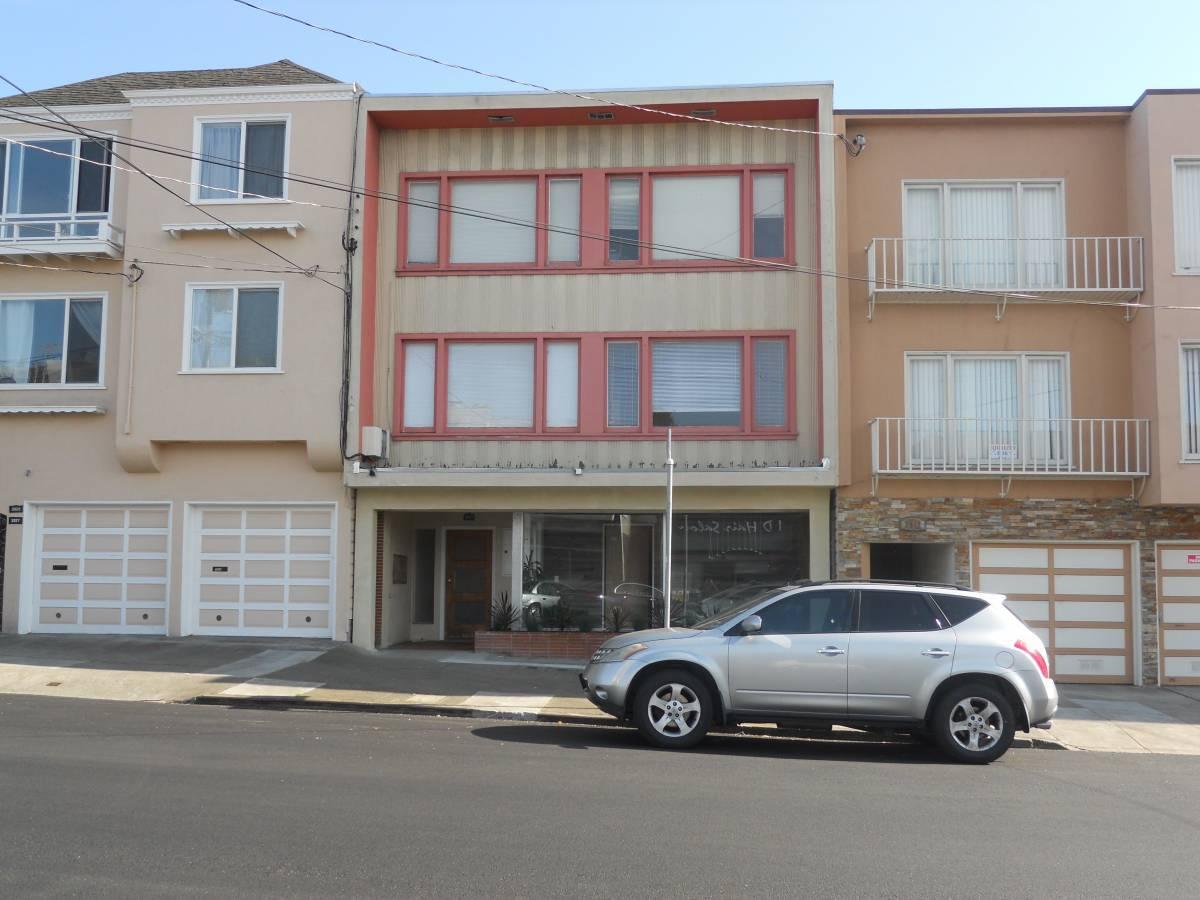 3937 Irving St #2, San Francisco