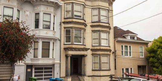 1239 Willard St, San Francisco