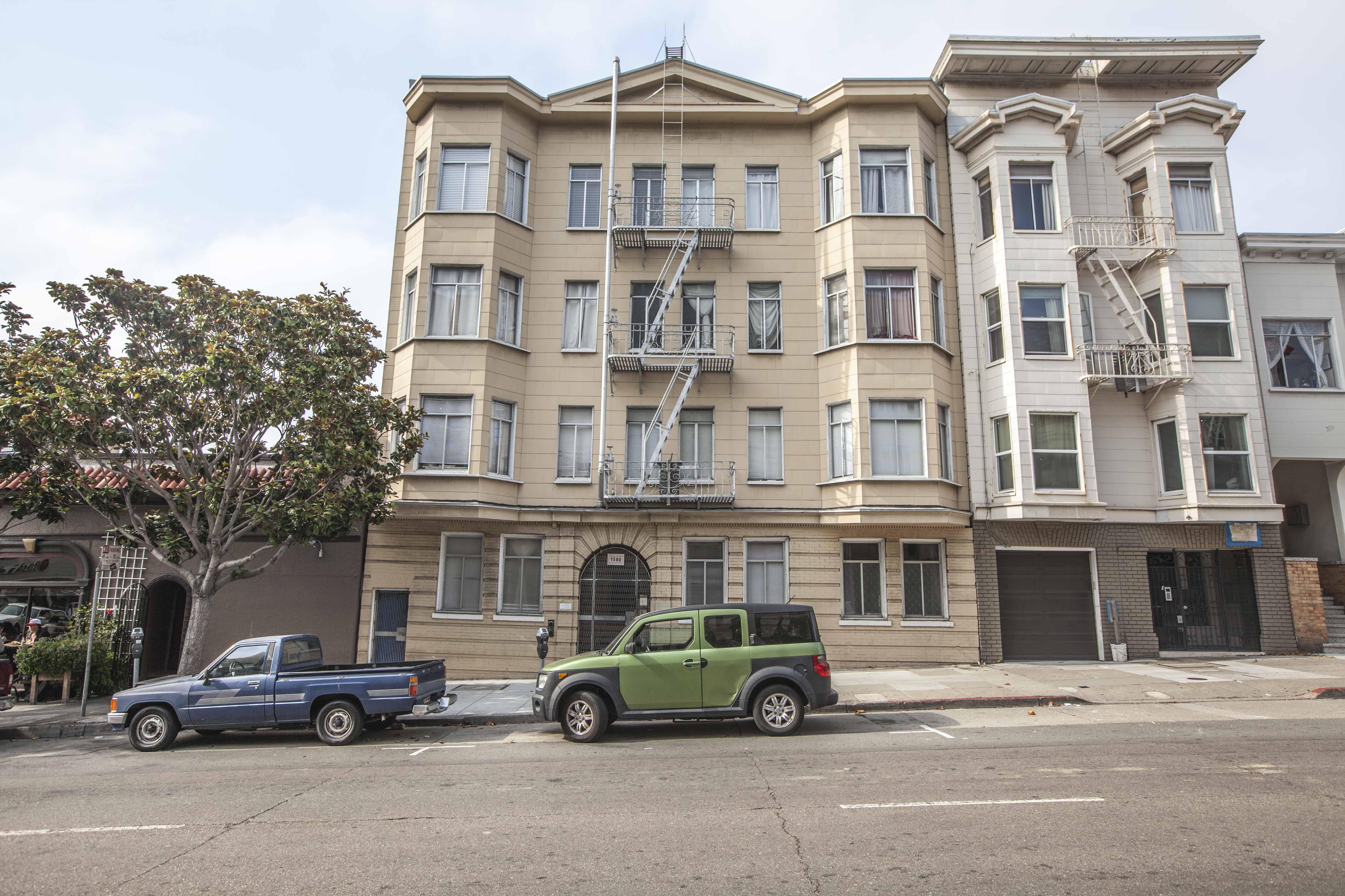1580 Jackson St #8, San Francisco