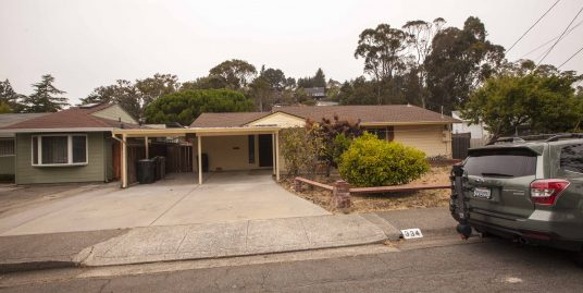 334 Starling Rd, Mill Valley