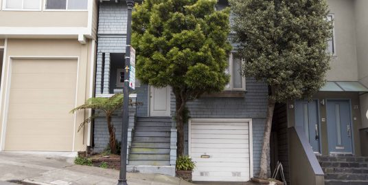 15 Carmel St, San Francisco [OPEN HOUSE]